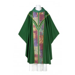 Chasuble Bernini 505-collection OPUS