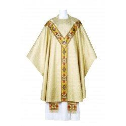 "Chasuble Gothic ""Napoli 6211"""