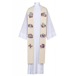 Priesterstola Barmhartigheid