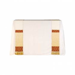 Pair of altar scarves, standard 9'' x 101'' - Florence 311 series