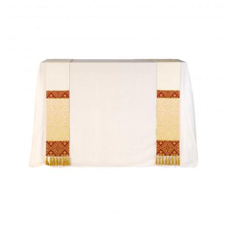 Pair of altar scarves, standard 9'' x 101'' - Florence 311 series