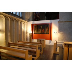 Chapelle De La Sainte Vierge cathédrale à Anvers