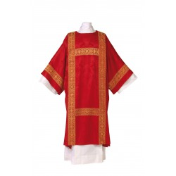 Dalmatic - Deerdamask series