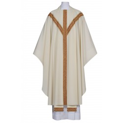 Chasuble Sienna collection