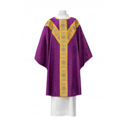 Chasuble SANCTUS