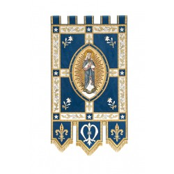 Bannière de la Sainte Vierge