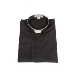 Clergy shirt with roman collar