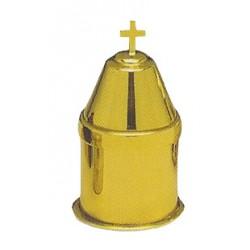 Ampoules pour l'huile sainte