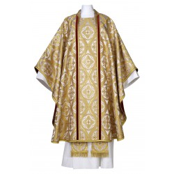 Chasuble Verona-Brocart